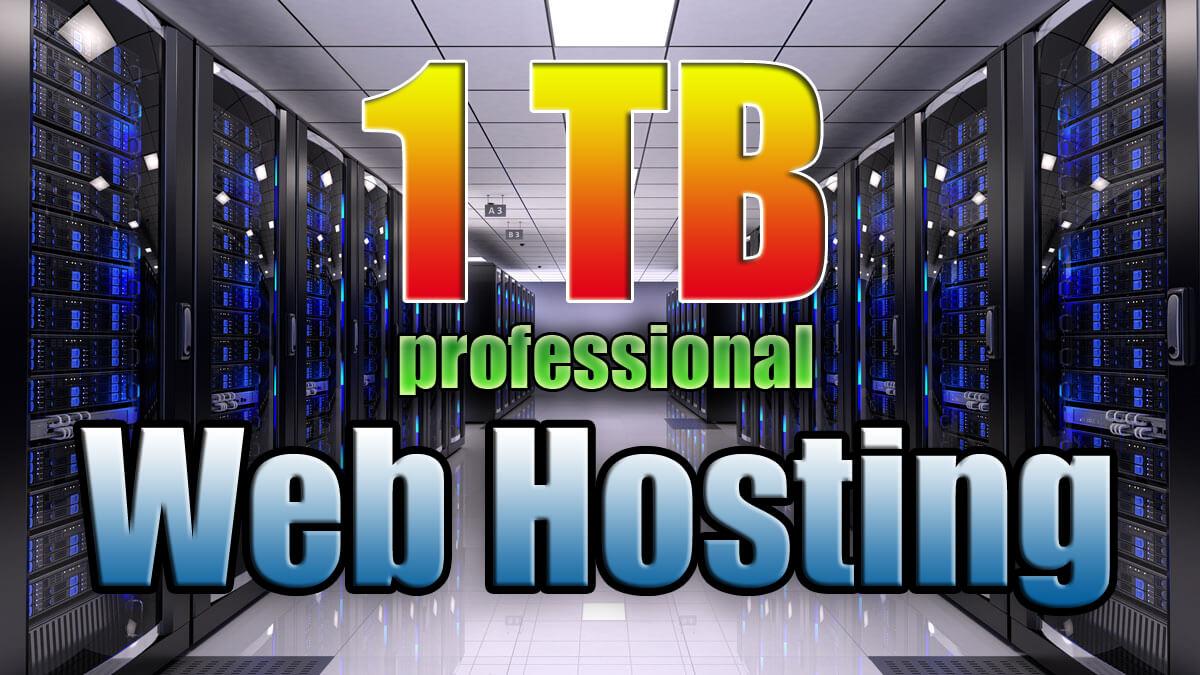 pakistani web hosting 1tb